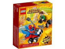 LEGO Marvel Super Heroes 76089 Mighty Micros Scarlet Spider vs Sandman