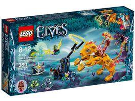 LEGO Elves 41192 Azari und die Falle fuer den Feuerloewen