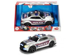 Dickie Toys Street Force Police