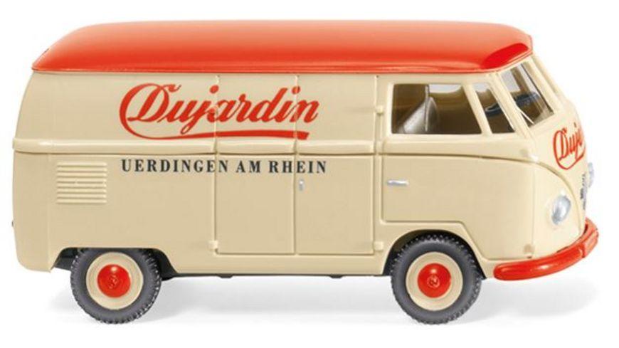 Wiking 0788 11 VW T1 Typ 2 Kastenwagen Dujardin 1 87