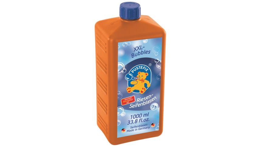 Pustefix XXL Bubbles Nachfuellflasche 1 Liter