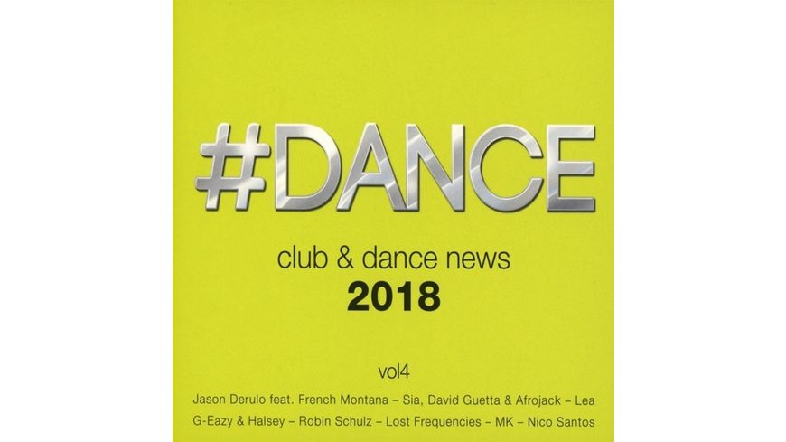 Dance 2018 Club Dance News Vol 4
