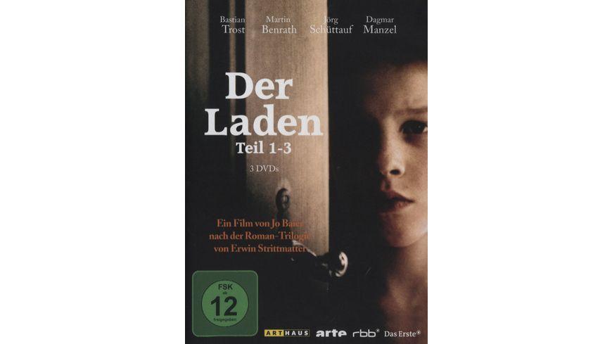 Der Laden 3 DVDs