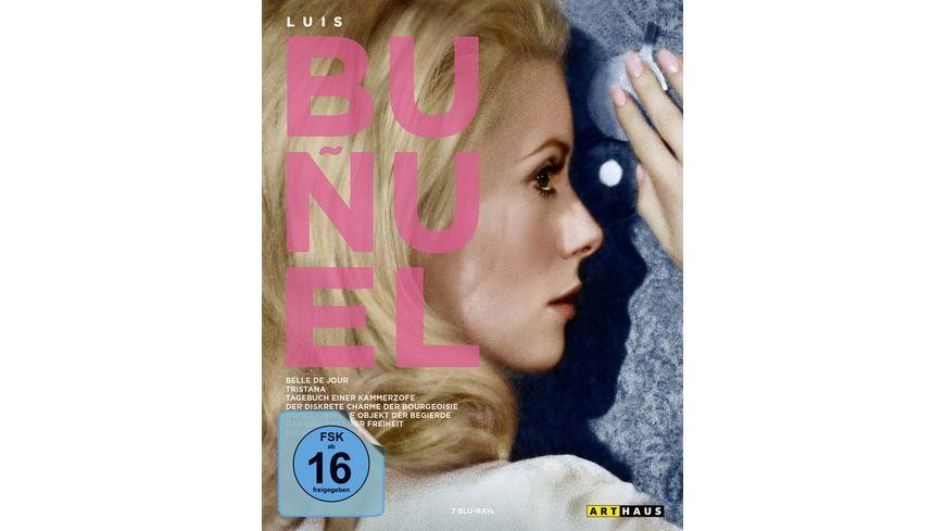 Luis Bunuel Edition 7 BRs