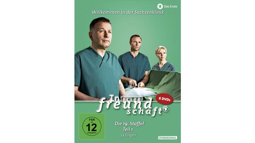 In aller Freundschaft Staffel 19 1 6 DVDs