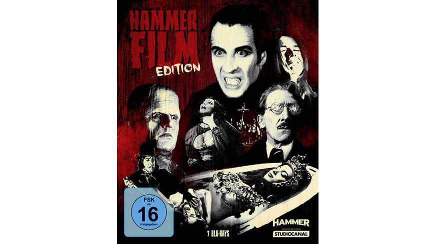 Hammer Film Edition 7 BRs
