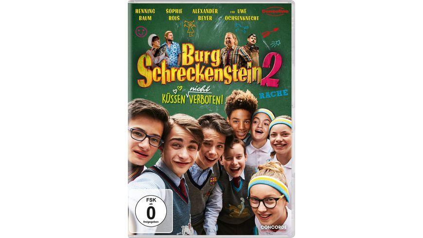 Burg Schreckenstein 2 Kuessen nicht verboten