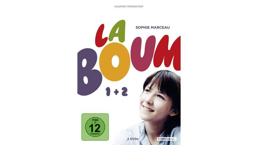 La Boum Teil 1 2 2 DVDs
