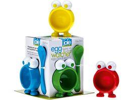 joie Eierbecher und Eierloeffel Egg Watcher
