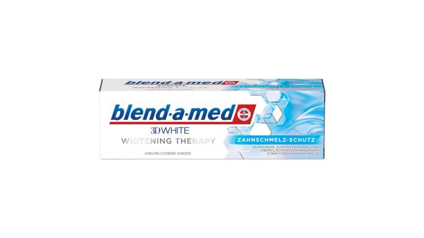 blend a med 3D White Whitening Therapy Zahnschmelzschutz