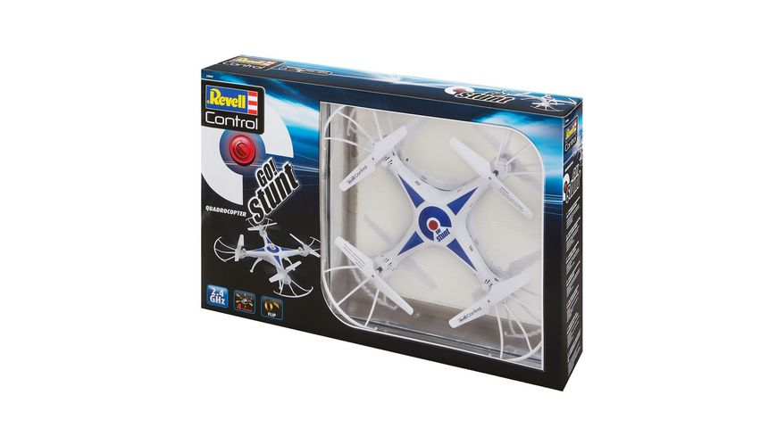 Revell 23842 Quadcopter GO STUNT