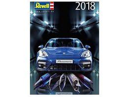 Revell 95230 Revell Katalog 2018 D GB
