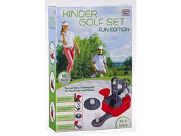 Mueller Toy Place Kinder Golf Set FUN EDITION