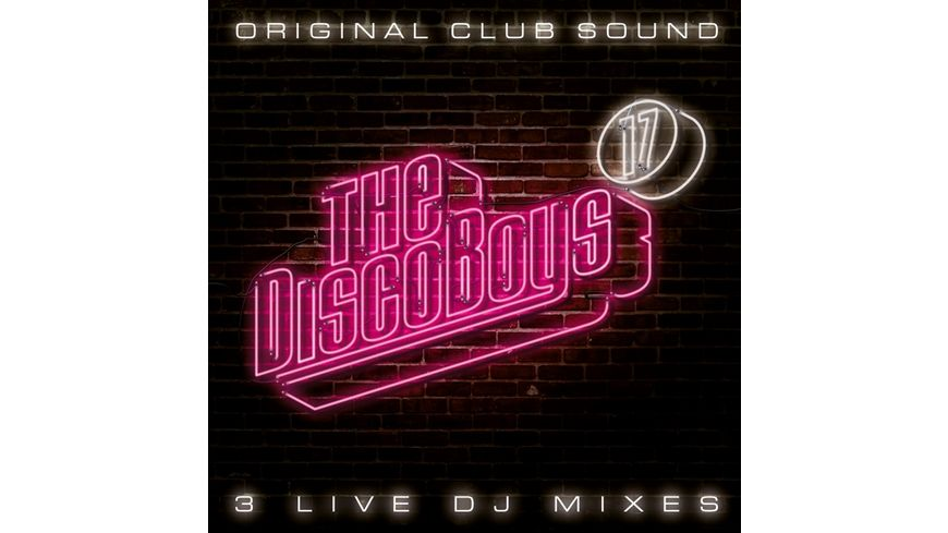 The Disco Boys Vol 17