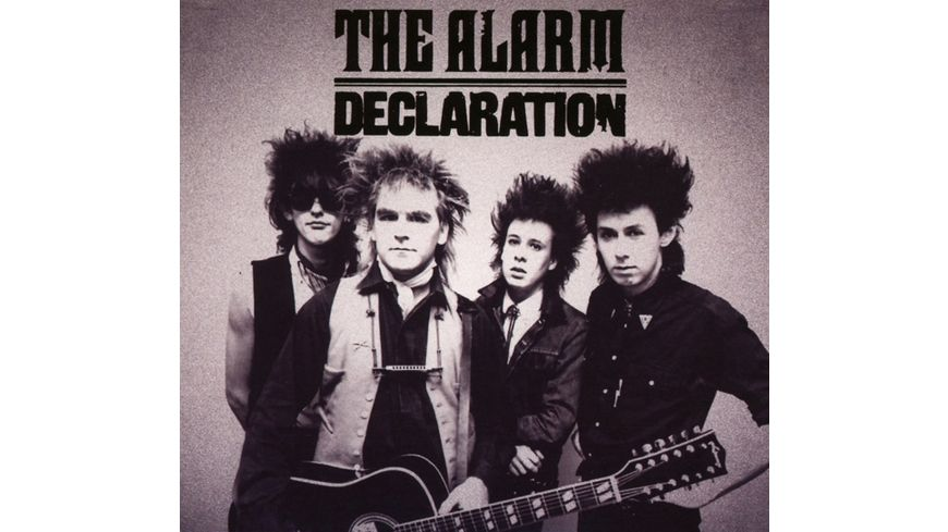 Declaration 1984 1985 Remastered Expanded