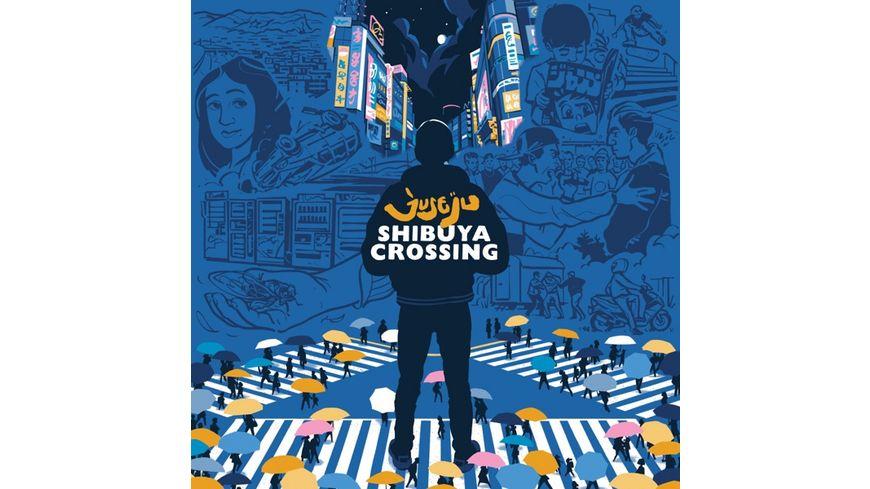 Shibuya Crossing Viny MP3l