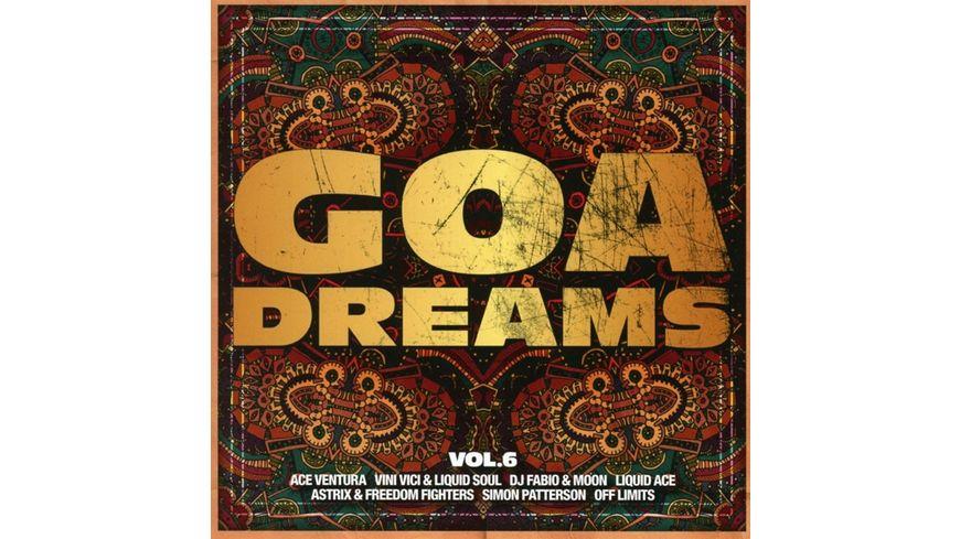 Goa Dreams Vol 6