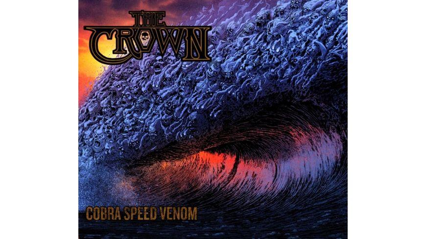 Cobra Speed Venom LTD 1st Edition