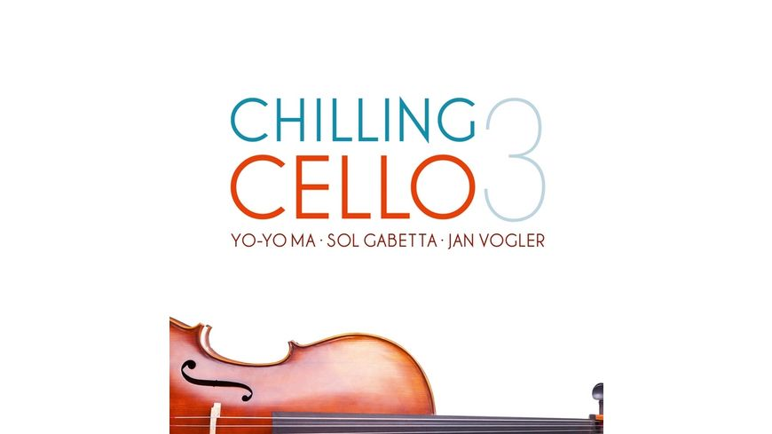 Chilling Cello Vol 3