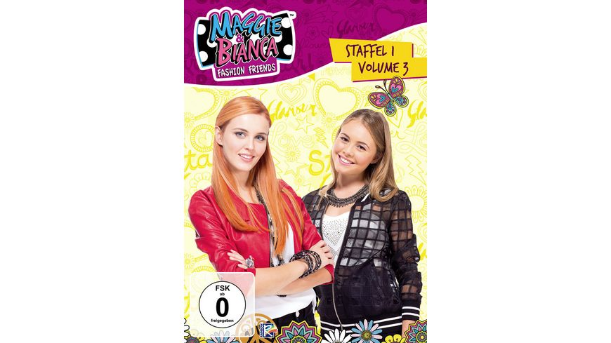 Maggie Bianca Fashion Friends Staffel 1 3
