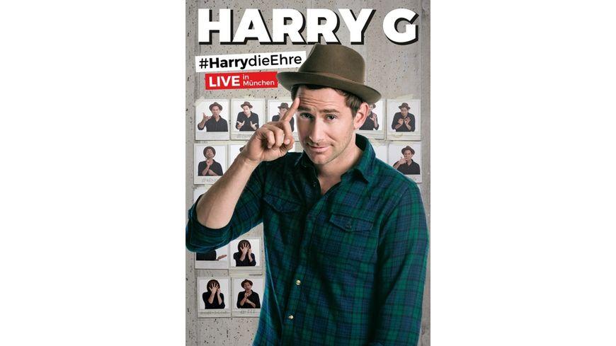 Harry G HarrydieEhre Live in Muenchen