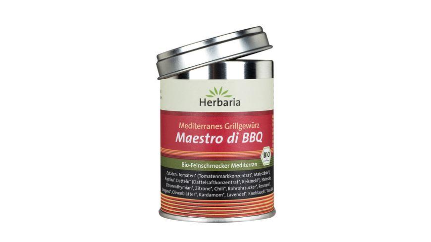 Herbaria Bio Maestro di BBQ