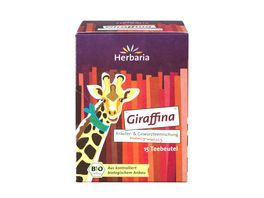 Herbaria Bio Giraffina Tee