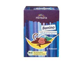 Herbaria Bio Banino Tee