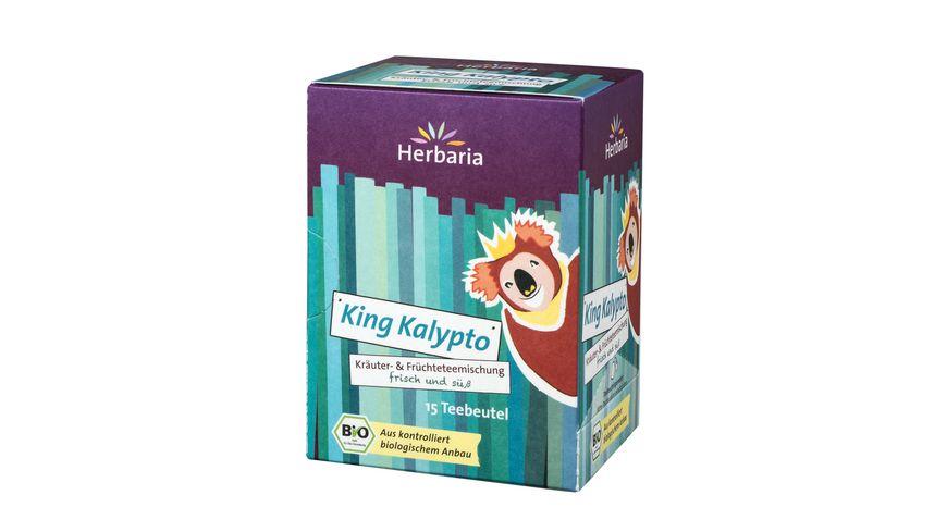 Herbaria Bio King Kalypto Tee