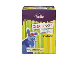Herbaria Bio Otto Carotto Tee