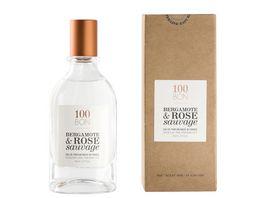 100BON Bergamote Rose Sauvage Eau de Parfum