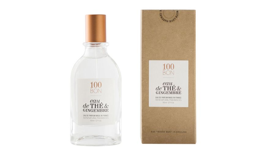 100BON Eau De The Gingembre Eau de Parfum