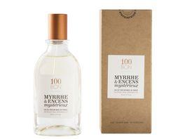 100BON Myrrhe Encens Mysterieux Eau de Parfum