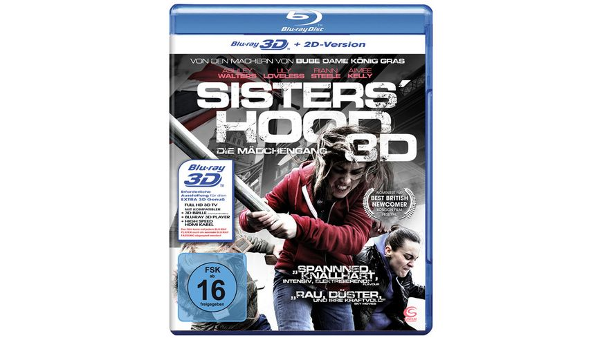 Sisters Hood Die Maedchengang