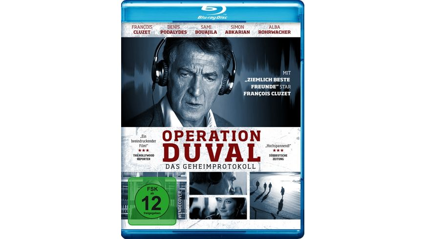 Operation Duval Das Geheimprotokoll