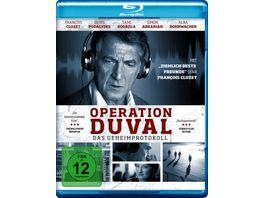 Operation Duval Das Geheimprotokoll