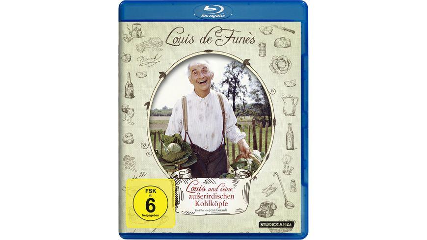 Louis und seine ausserirdischen Kohlkoepfe Louis de Funes