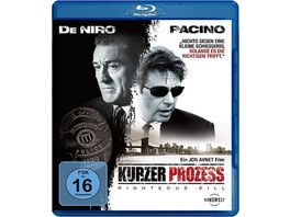 Kurzer Prozess Righteous Kill