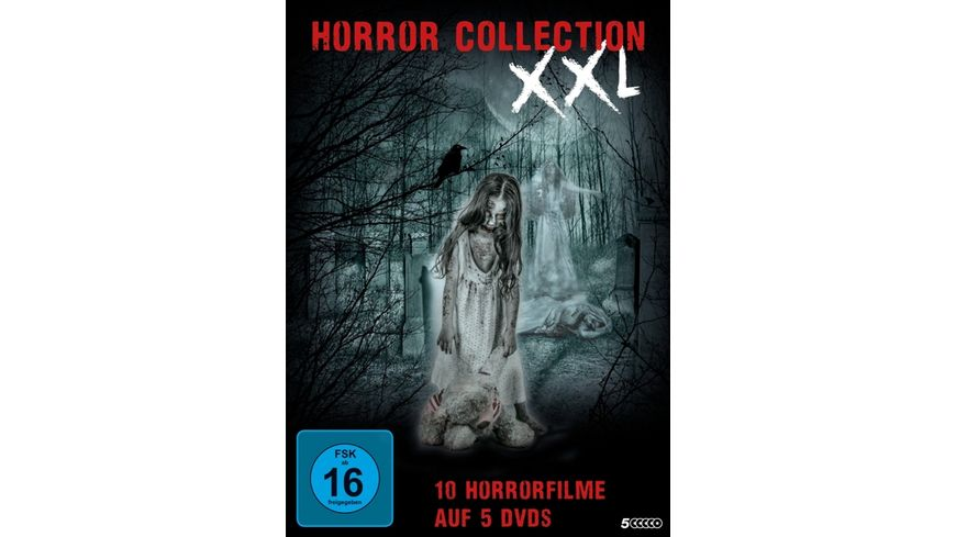 Horror Collection XXL 5 DVDs