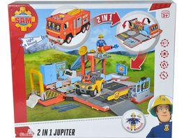 Simba Feuerwehrmann Sam 2 in 1 Jupiter
