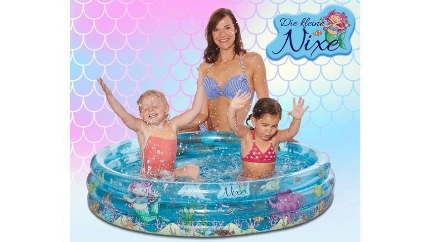 Happy People Kleine Nixe Pool 122 cm gross