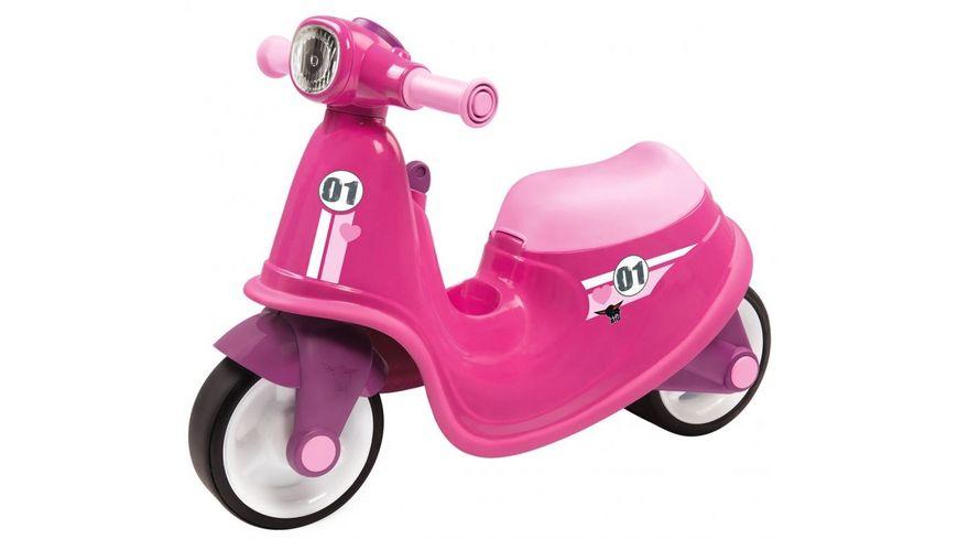 BIG - BIG-Classic-Scooter Pink