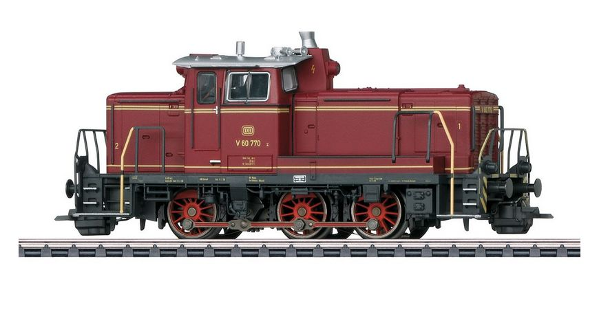 Maerklin 37861 Diesel Rangierlokomotive V 60