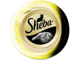 Sheba Katzennassfutter Feine Filets mit Huehnchenbrustfilets