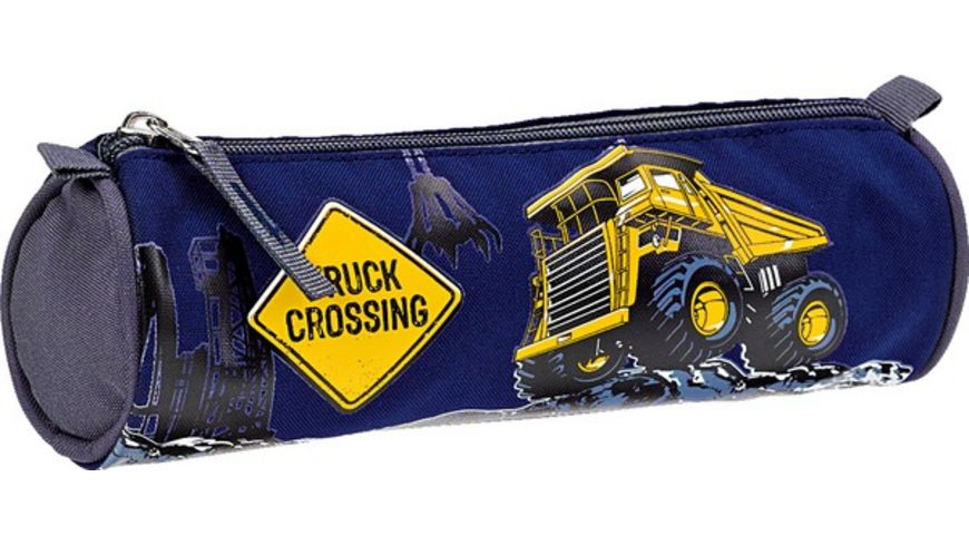 SCHNEIDERS TOOLBAG PLUS Schulranzen Truck Cross 4tlg Set