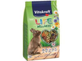Vitakraft LIFE Wellness Hasenfutter