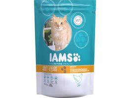 IAMS Katzentrockenfutter mit Huhn fettarm