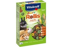 Vitakraft Nager Party Rollis