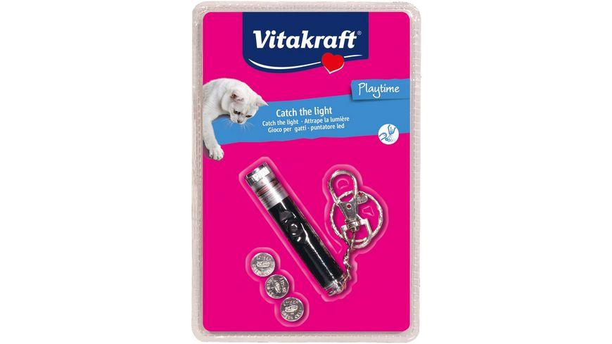 Vitakraft LED Pointer Catch the light