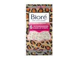 Biore Clear Up Strips tiefenreinigend Limited Edition Cheetah